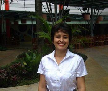 Анджела Мария Лонгас, Антиокия, Колумбия