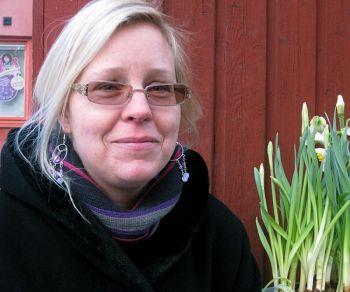 Стокгольм, Швеция Пиа Ливебрант, 43, учительница музыки / тур-гид