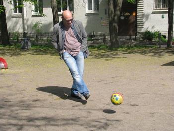 Дима, 45 лет. Фото предоставлено респондентом