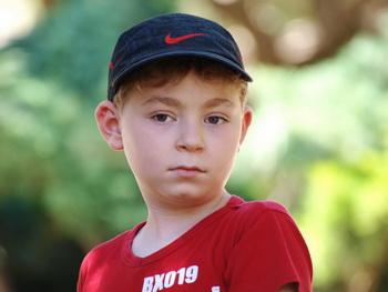 Семён, 9 лет. Фото: Хава Тор/Великая Эпоха (The Epoch Times)