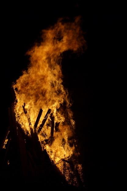 Мистика огня. Фото: Хава Тор/Великая Эпоха (The Epoch Times)