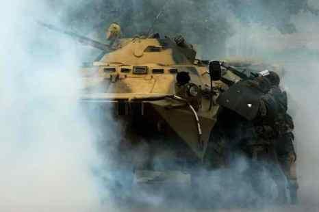 Оперативный штаб  Кабардино-Балкарской республики информировал, что в городе Чегем объявлена контртеррористическая операция. Фото: vvmvd.ru