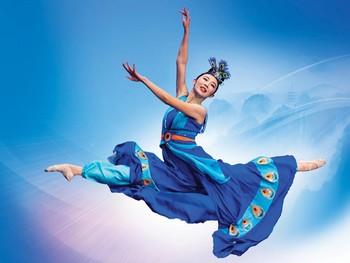 Классический китайский танец состоит из трех элементов: формы, позы и техники.