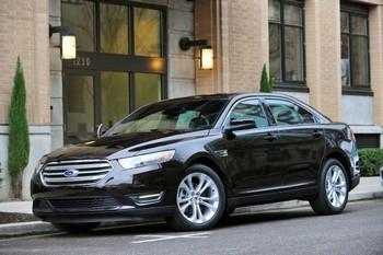 Ford Taurus 2013. Фото: Ford Motors