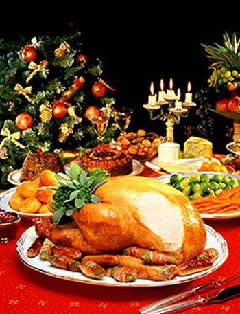 Рождество Христово. Рождественский стол. Фото сайта rojdestvo.paskha.ru
