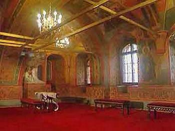 Золотая Царицына палата. Фото: toers-tv.com