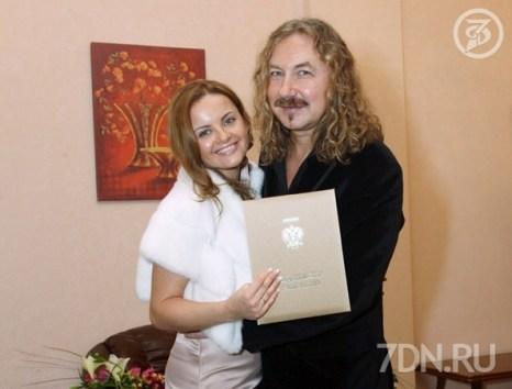 Свадьба Игоря Николаева и Юли Проскуряковой состоялась  23 сентября.  Фото с сайта 7dn.ru