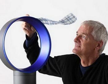 Вентилятор без лопастей и увлажнитель воздуха помогут пережить жару в городе. Фото: vozduha.net