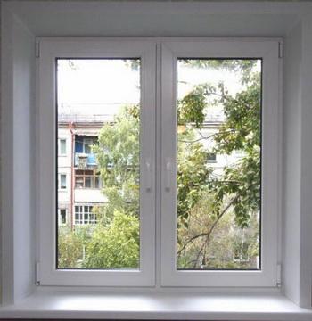 Металлопластиковые окна для детских комнат. Фото: vfrmat.ru