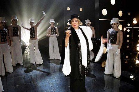 Нина Русланова. Фото с сайта teatr-simonova.ru