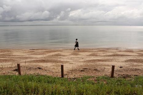 Поместье Osborne House и частный пляж королевы Виктории на острове Уайт. Фоторепортаж. Фото: Oli Scarff/Getty Images