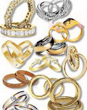 Змея как символ единства в свадебных украшениях. Фото: lot.co.ua