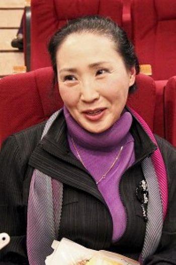 Г-жа Ким Жук-Юп, известная корейская танцовщица и хореограф корейского танца Корейского музыкального оркестра из города Тэгу. Фото с сайта theepochtimes.com