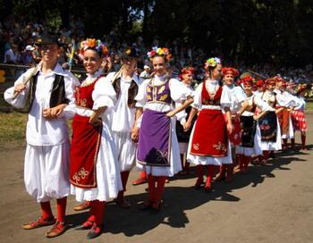 Цветочный фестиваль  в Венгрии - Дебрецен-2010. Фото: Питер ДЖОНАСТИК/Великая Эпоха /The Epoch Times