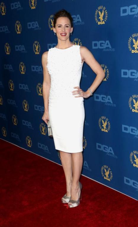 Дженифер Гарнер на вручении премии Гильдии режиссёров США 3 февраля 2013 года в Голливуде, США. Фото: Frederick M. Brown/Getty Images