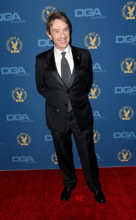 Мартин Шорт на вручении премии Гильдии режиссёров США 3 февраля 2013 года в Голливуде, США. Фото: Frederick M. Brown/Getty Images
