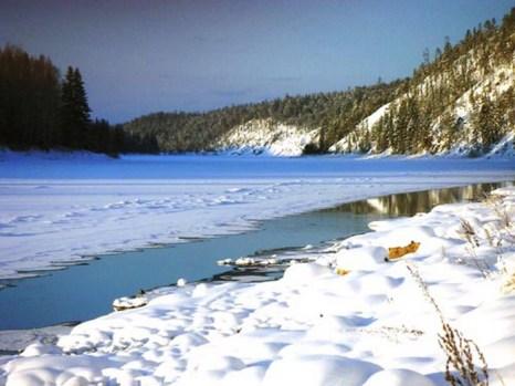 Сибирский климат и погода Иркутска. Фото с partner-ulkan.ucoz.ru