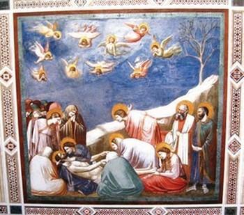 Снятие с креста. Фото с lagrandeepoque.com