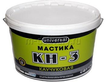 Мастика каучуковая КН 3 – сфера применения. Фото: m-deliveryru.alloy.ru