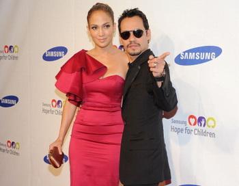 Дженнифер Лопес и Марк Энтони заявили о своем разводе. Фото: Jason Kempin/Getty Images