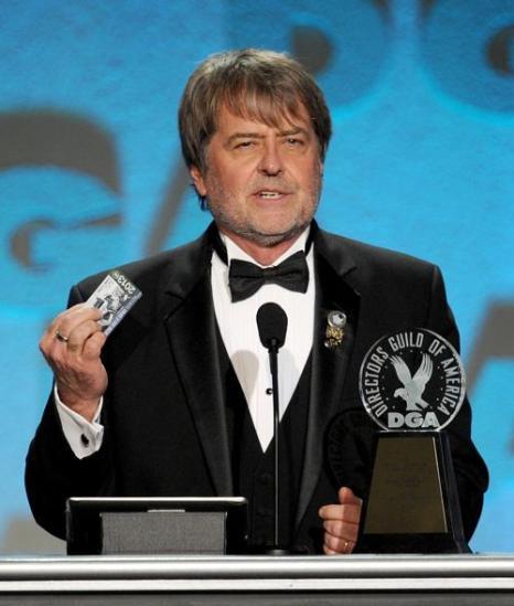 Денси Нельсон на церемонии вручения премии гильдии режиссёров США 3 февраля 2013 года в Лос-Анжелесе, США. Фото: Kevin Winter/Getty Images