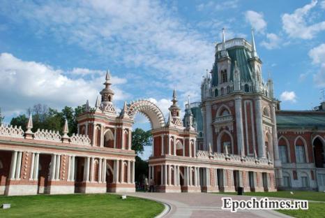 Комплекс Царицыно, Москва. Фото: Юлия Цигун/Великая Эпоха (The Epoch Times)