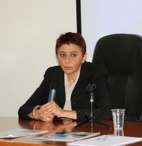 Белла Шикарян - председатель Армянской секции МОПЧ. Фото: Ульяна Ким/Великая Эпоха (The Epoch Times)