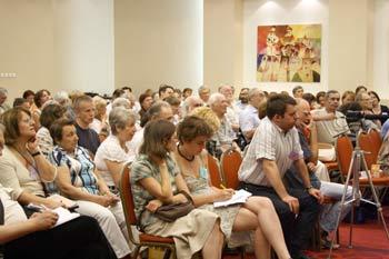 Шестые Ходорковские чтения прошли в Москве. «Российские альтернативы. Есть ли выход..?» Фото: Ульяна Ким/Великая Эпоха