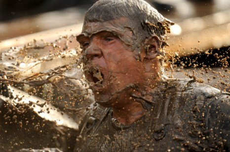 Tough Guy Challenge, январь, 2010 г. Фото: Michael Regan/ Getty Images