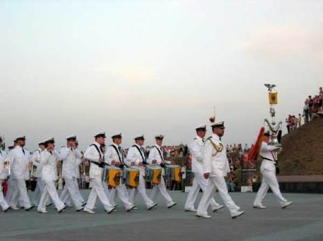 Международный фестиваль военных оркестров. Севастополь. Фото: Алла Лавриненко/Великая Эпоха
