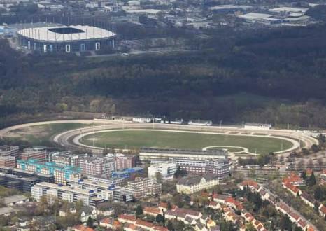 Гамбург. Стадион. Фото: Andreas Rentz/Getty Images