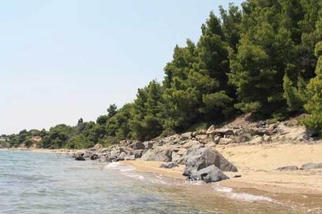 Пляж Псакодии. Халкидики. Фото: Сима Петрова/Великая Эпоха