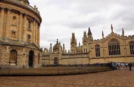 Оксфорд. Колледж всех святых.  Фото: Ирина Рудская/Великая Эпоха