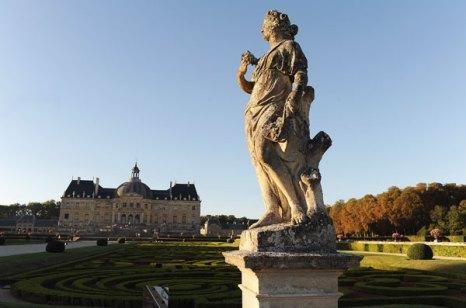 Парковая скульптура замка Во-ле-Викомт. Фото: Pascal Le Segretain/Getty Images