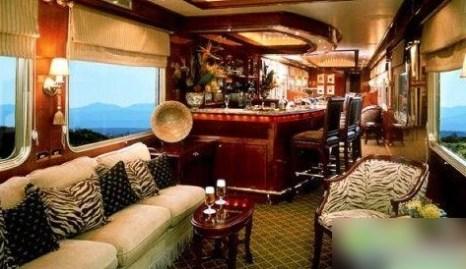 Самый роскошный поезд в Индии. Фото с kanzhongguo.com