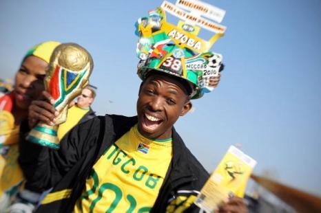 Открытие Чемпионата мира по футболу. Фоторепортаж. Фото: VALERY HACHE/AFP/Getty Images