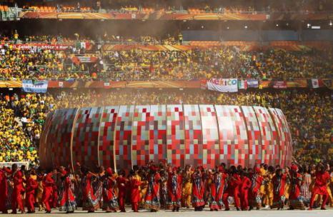 Открытие Чемпионата мира по футболу. Фоторепортаж. Фото: David Cannon/Getty Images