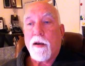 Ричард из США, 60 лет, один из 78 000 человек, которые подали заявки для того, чтобы отправиться на Марс. Фото: Mars One