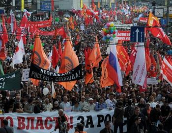 Штраф за нарушение порядка во время проведения митингов теперь составит 1,5 млн рублей.