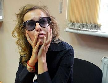 Ксения Собчак «за гуляния» была оштрафована судьёй. Фото: ksenia-sobchak.com