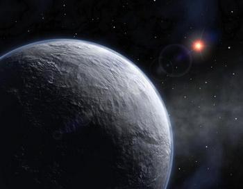 Экзопланеты в космическом пространстве. Фото: Handout/Getty Images News