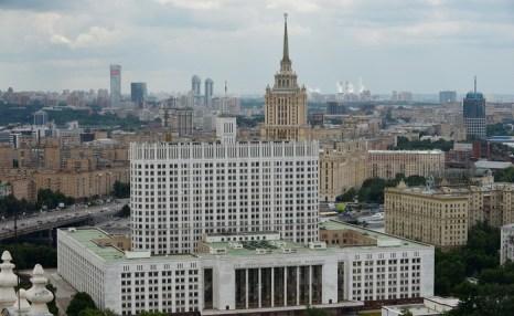 Москва. Фото: Natalia Kolesnikova/AFP/Getty Images