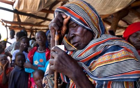 Верховный комиссар ООН по делам беженцев (УВКБ ООН) в пятницу в Женеве назвал тревожной ситуацию с беженцами в Южном Судане, где особенно много детей, страдающих от ужасных условий в лагерях беженцев. Фото: Paula Bronstein/Getty Images News
