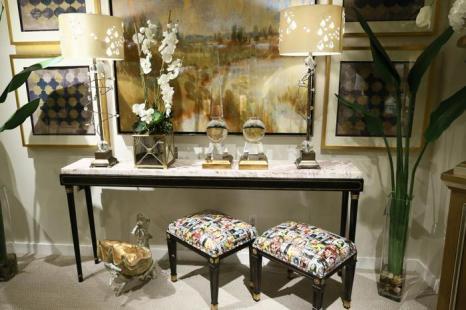 В Нью-Йорке представили мебель и аксессуары ведущего бренда. Фото: Neilson Barnard/Getty Images for John Richard
