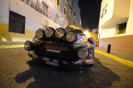 Ралли в Мексике WRC-2013. Фото: Massimo Bettiol/Getty Images