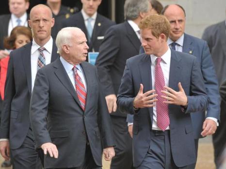 Принц Гарри прибыл с визитом в США. Фото: MANDEL NGAN/AFP/Getty Images