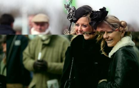 Челтнемский фестиваль конных скачек собрал знаменитостей. Фото: Matt Cardy/Getty Images