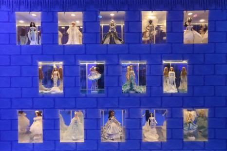 Дом мечты Барби открылся в Берлине. Фото: Sean Gallup/Getty Images