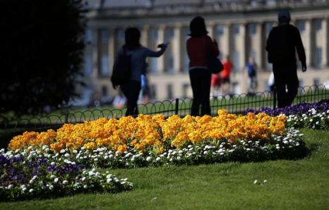 Весенняя погода прибыла в Великобританию. Фото: Matt Cardy/Getty Images