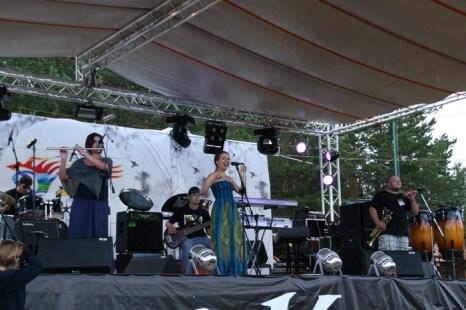 IV Международный музыкальный фестиваль «Голос кочевников» в  Улан-Удэ. Местный коллектив